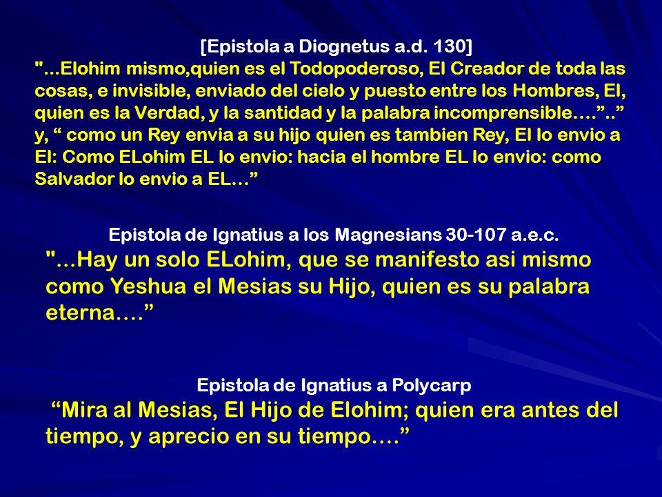 [Epistola a Diognetus a.d. 130]